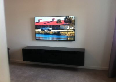 TV-and-media-cabinet install