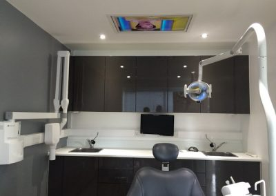 ceiling-TV-installation-dentists-Cheshire
