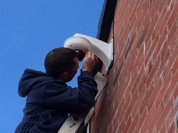 CCTV installation Worsley